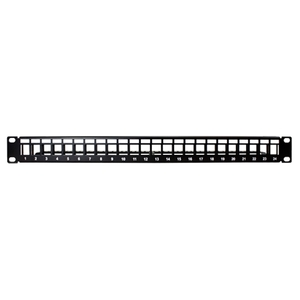 24-port-blank-keystone-patch-panel