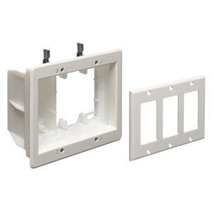 arlington-tvbu507-3-gang-white-recessed-tv-box-power-and-low-voltage