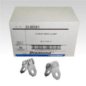 diamond-23-80361-e-drop-wire-clamp-for-1-pair-drop-cable