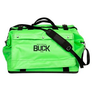 buckingham-47333g9r5s-green-buck-big-mouth-bag