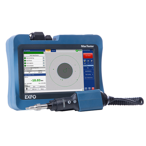 EXFO MAX-FIP-RF Display for Fiber Inspection Probe