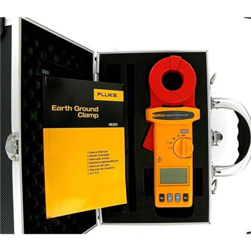 Fluke 1630 Earth Ground Clamp Meter FLUKE-1630