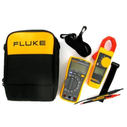Fluke 117/323 Multimeter and Clamp Meter Combo Kit FLUKE-117/323