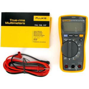 fluke-117-digital-multimeter-with-intergrated-voltage-detection-fluke-117