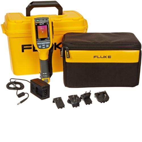 Fluke TiR105 Building Diagnostics Thermal Imager, with IR-Fusion Technology, 9 Hz