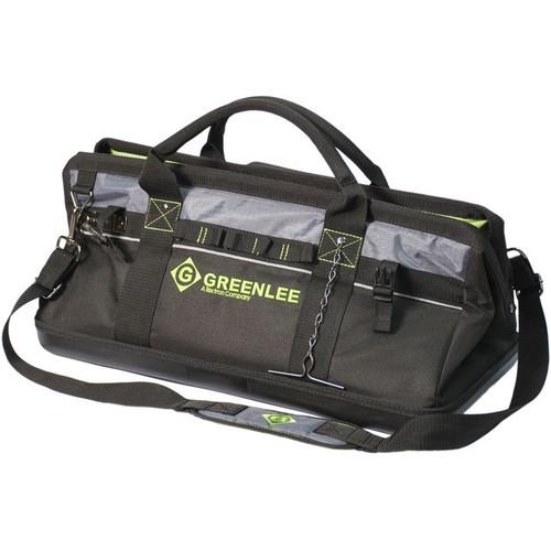 Greenlee 0158 21 Heavy Duty 20 Multi Pocket Tool Bag