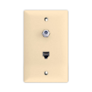 holland-wp-t81i-tv-and-phone-wall-plate