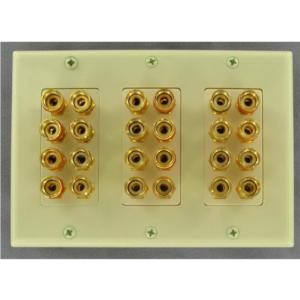 12-speaker-wall-plate-with-gold-plated-posts-ivory