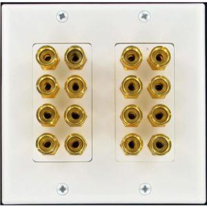 8-speaker-wall-plate-with-gold-plated-binding-posts