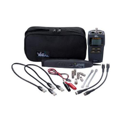 Ideal 33-866 Test-Tone-Trace VDV Network Tester Kit