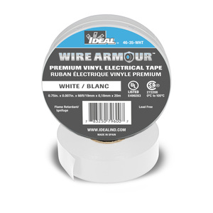 ideal-46-35-wht-white-wire-armour-electrical-tape