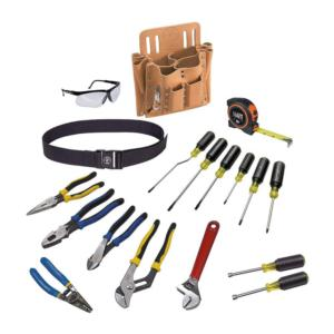 klein-tools-80118-18-piece-journeyman-tool-set