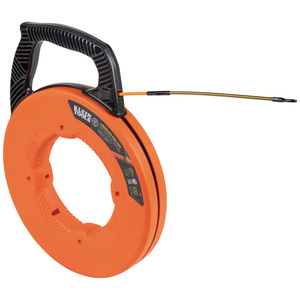 klein-tools-56351-fiberglass-100-foot-fish-tape-with-spiral-steel-leader