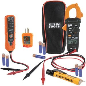 klein-tools-cl120vp-clamp-meter-electrical-test-kit