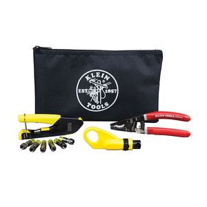 klein-tools-vdv026-211-coax-cable-installation-kit-with-zipper-pouch