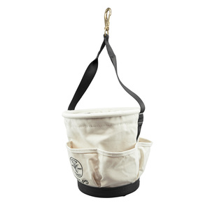 klein-tools-5171ps-heavy-duty-tapered-wall-bucket-4-outside-pockets