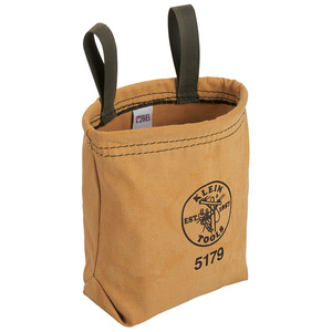 klein-5179-water-repellent-canvas-pouch-belt-loops