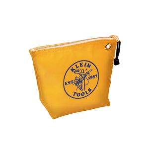 klein-tools-5539yel-yellow-consumable-canvas-bag