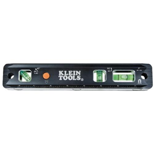"klein-933-0re-9""-lighted-electricians-level"