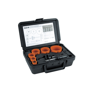 klein-tools-31902-8-piece-bi-metal-hole-saw-kit