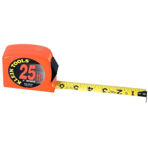 klein-928-25hv-25-tape-measure-with-power-return