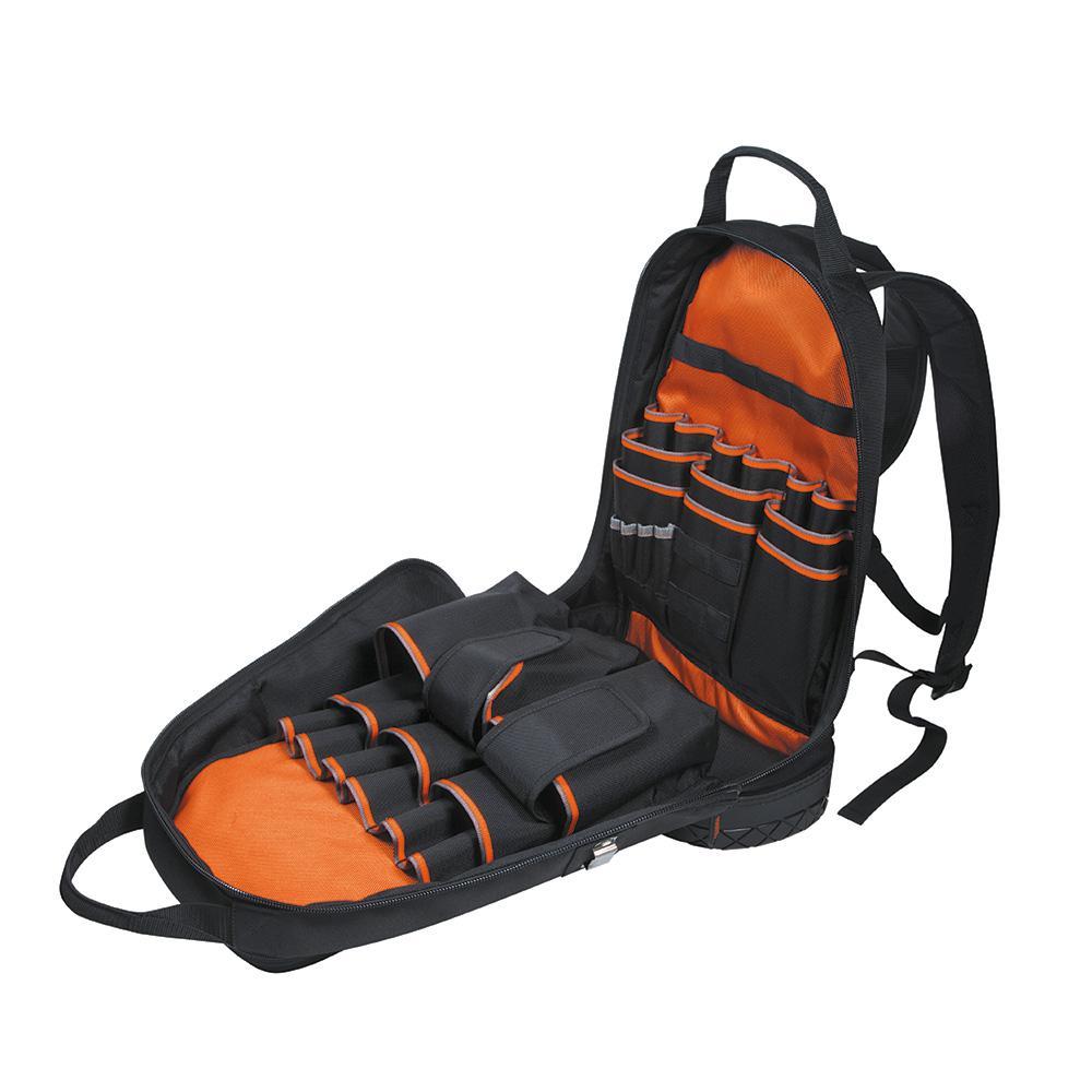 Klein Tools 55421bp 14 Tradesman Pro Organizer Backpack