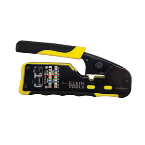 klein-tools-vdv226-110-pass-thru-modular-crimper