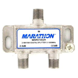 marathon-mars1002h-2-way-horizontal-cable-tv-splitter