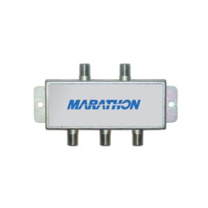 marathon-mars1004h-4-way-horizontal-cable-tv-splitter