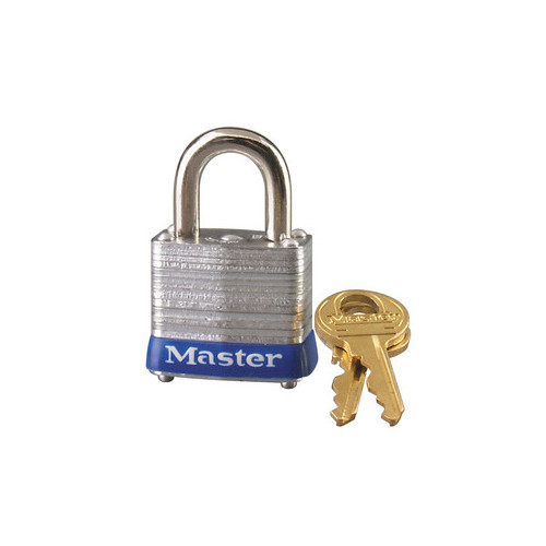 Master Lock 7KA P104 Laminated Steel Body Keyed Alike Padlock