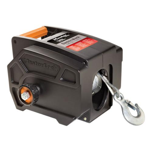 Master Lock 2953AT 12V Electric Portable Winch