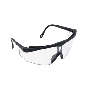 19142-safety-glasses-cudas-black-frame-clear-lens