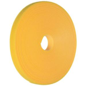 panduit-hls-75r4-75-yellow-hook-loop-roll-3-4-wide-
