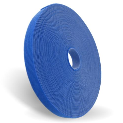 panduit-hls-75r6-blue-velcro-cable-tie-wrap---75-feet