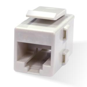 steren-310-042wh-cat5e-keystone-wall-plate-type-coupler-white