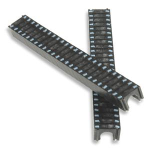 telecrafter-06es-box-of-400-standard-rg6-black-cable-clips-for-use-with-rb2-clip-gun