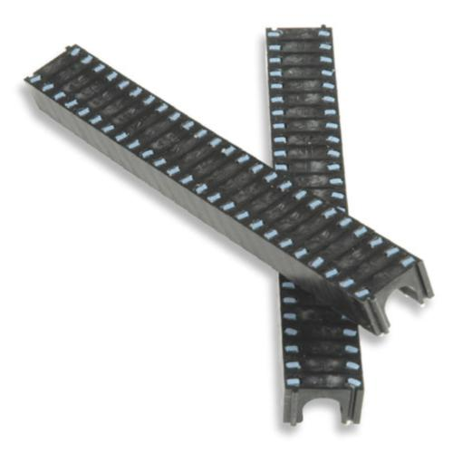 telecrafter-59es---standard-rg59-black-cable-clips---for-rb2-clip-gun-box-of-400-clips