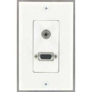 vanco-281212x-vga-and-3-5-mm-stereo-jack-white-wall-plate