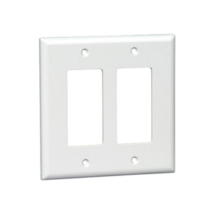vericom-xfptp00488-decora-style-dual-gang-wall-plate