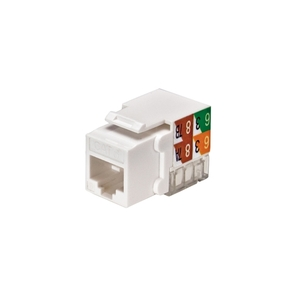 vericom-mkj5u02414-yellow-cat5e-rj45-keystone-jacks