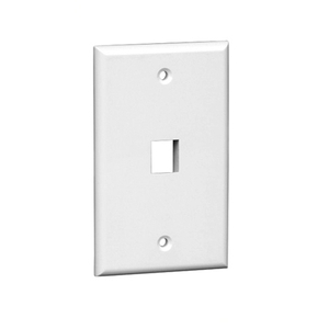1-port-keystone-single-gang-wall-plate-white